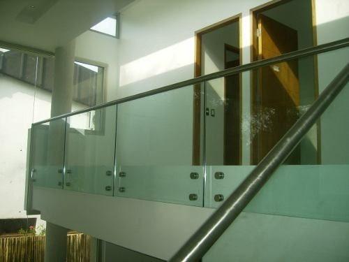barandas de vidrio templados profesional