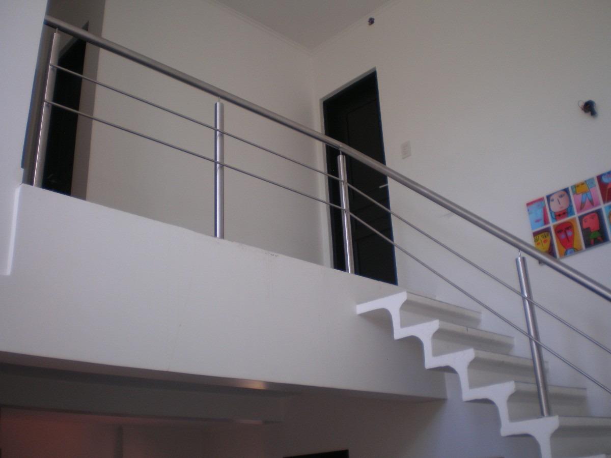 barandas en acero inoxidable escaleras