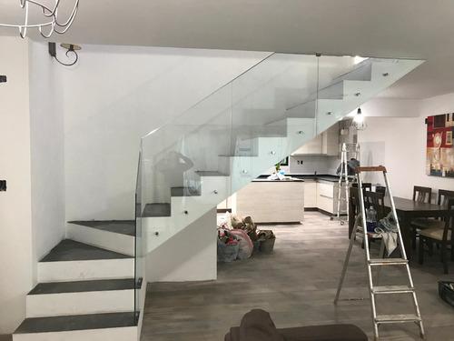 barandas en vidrio / escaleras/ balcones  terrazas