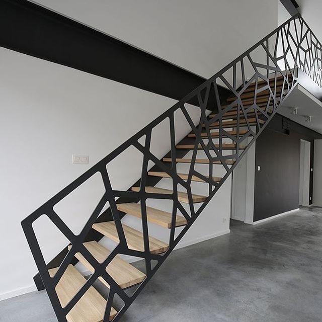 Barandas Escaleras Caladas Cnc 1 119 00 En Mercado Libre