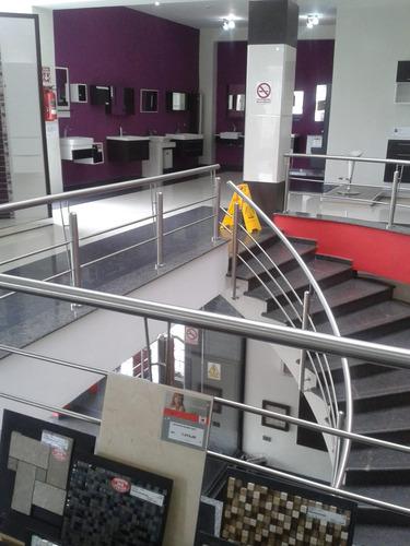 barandas escaleras pasamanos