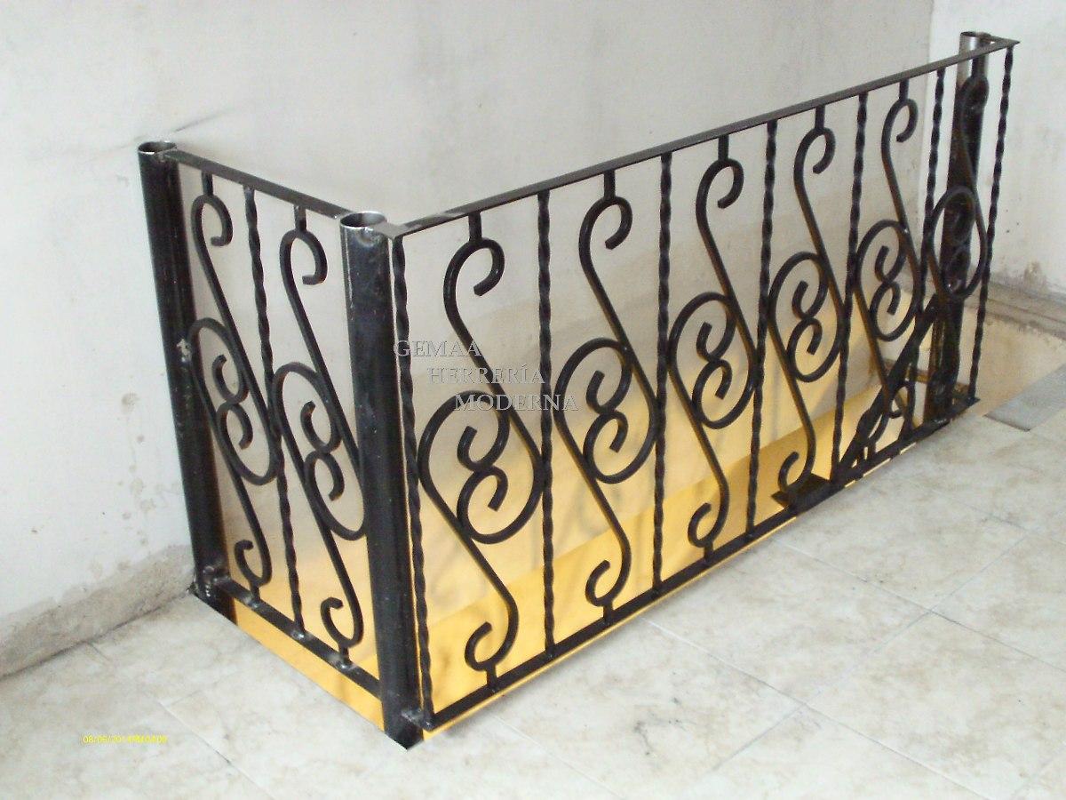 barandas para balcones verjas escaleras terrazas