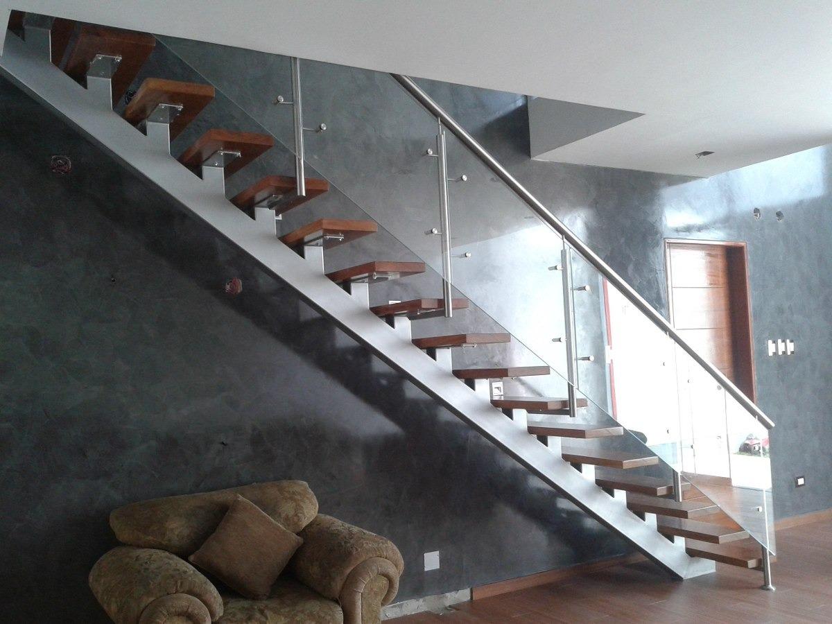 Barandas pasamanos escaleras en acero inoxidable s 180 - Baranda de escalera ...