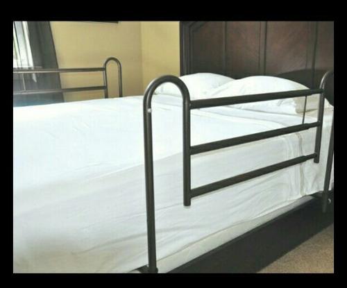 barandas telescopicas para cama ortopedica adulto care quip