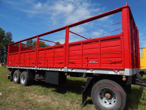 barandas volcables acoplados carrocerías fabricación venta
