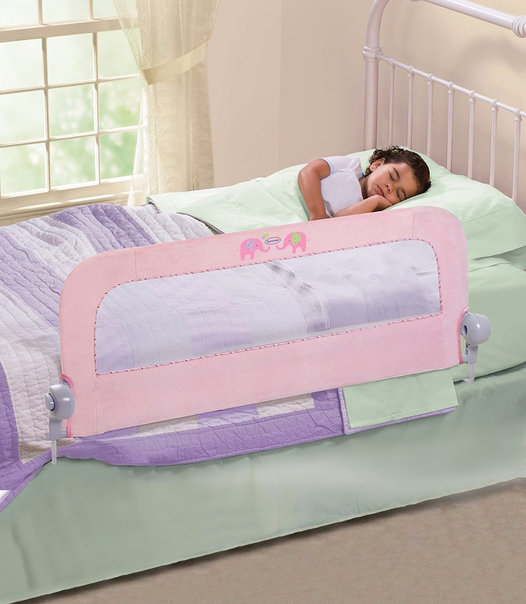 Barandilla barandal de seguridad cama plegable para ni a for Cama que se dobla