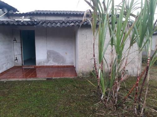 barata casa na praia, itanhaém-sp! possuí 274 m² de terreno!