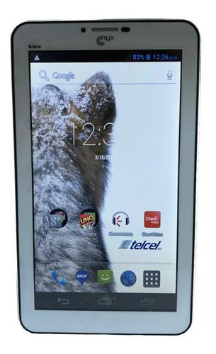 barata! tablet celular + funda + envio gratis vox 3g android