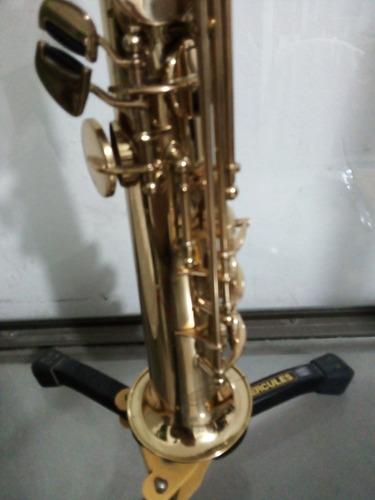 baratísimo saxofón soprano