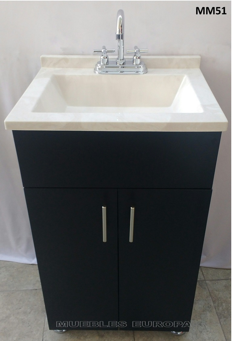 Barato gabinete mueble ba o moderno oferta lavabo c llaves 2 en mercado libre - Tu mueble barato ...