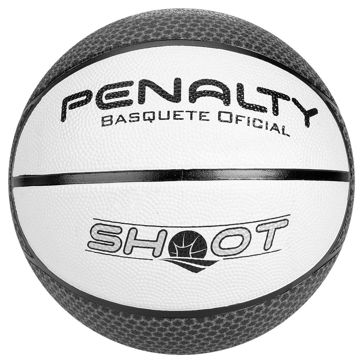 Barato Kit Bola Basquete Penalty Shoot Oficial + Bomba De Ar - R  89 ... 22a360c6623d6
