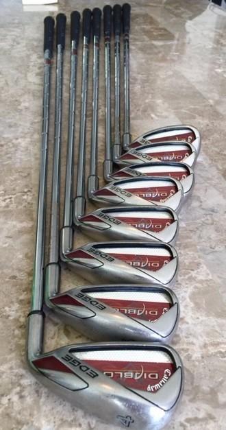 1822be113ff3e Barato Set Completo De Palos De Golf Callaway Diablo Edge ...