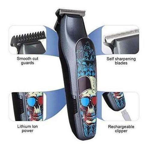 barba corte kit de la máquina de afeitar el bigote de cuid