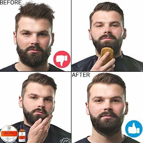 barba para kit cuidado