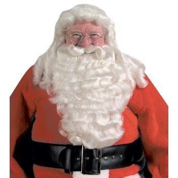 barba y peluca de santa claus de navidad envio gratis 3