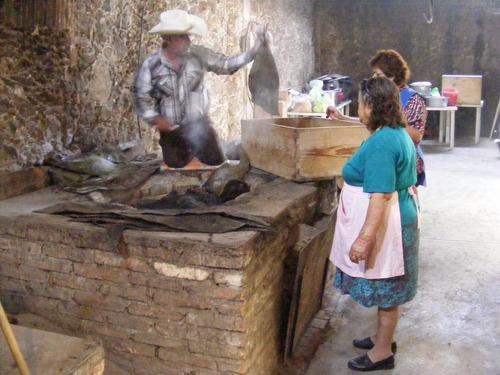 barbacoa de borrego banquetes para 50  personas