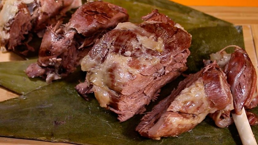 Barbacoa De Borrego Para Fiestas Y Eventos 430000 En Mercado Libre