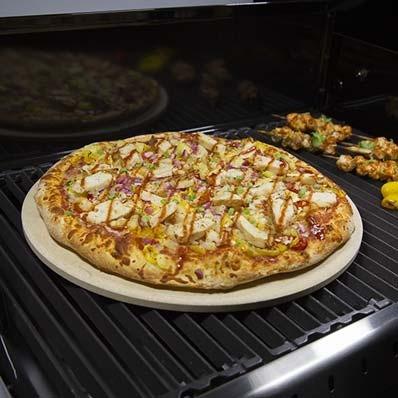 barbacoas a gas y accesorios piedra p pizzas
