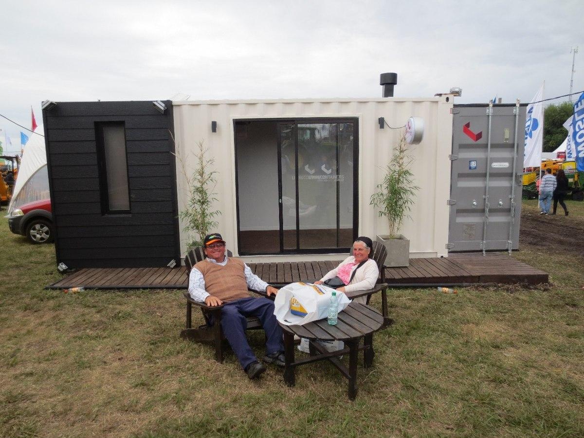 barbacoas - contenedores - venta casas