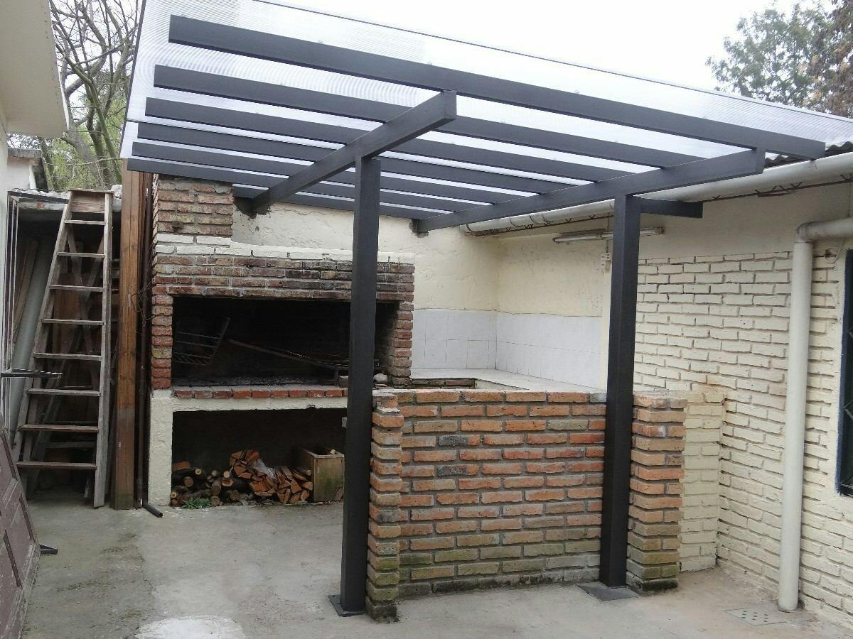 Barbacoas techos y pergolas 150 00 en mercado libre - Techos pergolas ...
