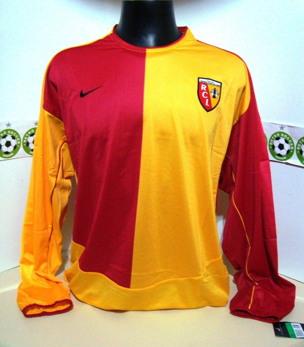 45c7b2c105 Barbada Camisa Do R C Lens Da França - Xl - Nike - Importada - R  79 ...