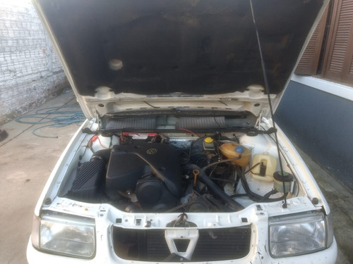 barbada volkswagen santana 1.8 4p gasolina