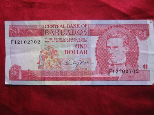 barbados 1 dolar