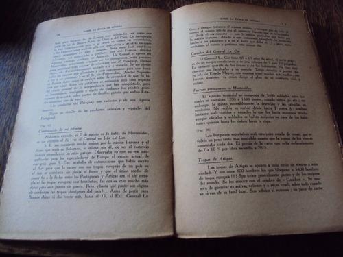 barbagelata sobre la epoca de artigas documentos paris 1950