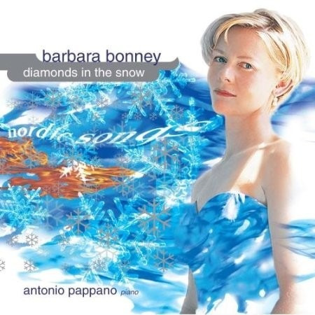 barbara bonney - diamonds in the snow musica clasica cd