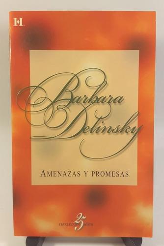 barbara delinsky - amenazas y promesas