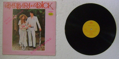 barbara & dick  1 disco lp vinilo