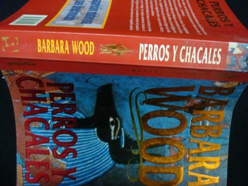 bárbara wood, perros y chacales, grijalbo, españa, 1994, 285