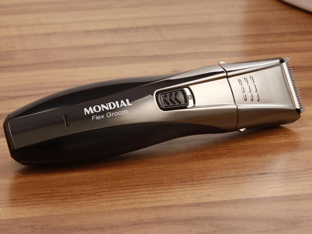 Artesanato Holandesa ~ Barbeador Aparador De Pelos Bodygroom 7 Em 1 Mondial Bivolt R$ 92,90 em Mercado Livre