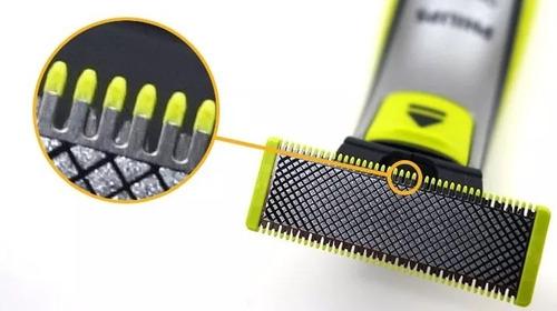 barbeador aparador oneblade philips 2 qp2510/10 original