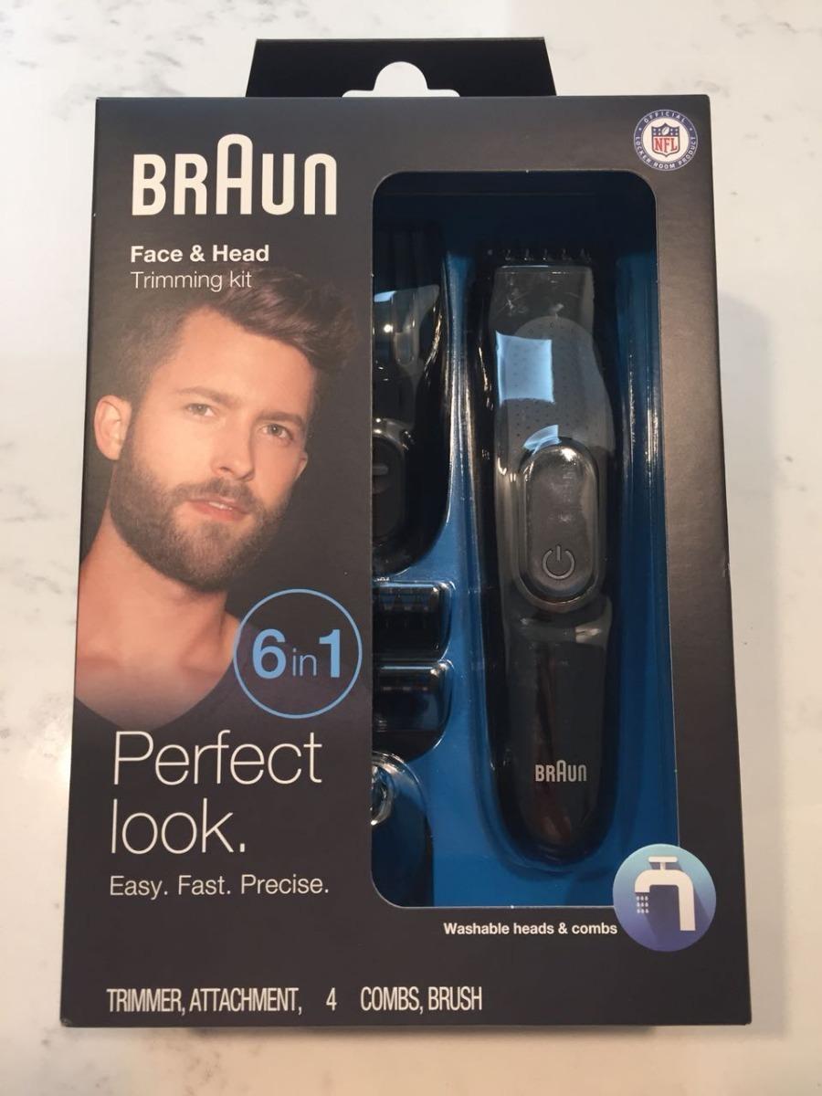 barbeador braun mgk3020 aparador pelos cabelo 30% off. Carregando zoom. 8bb4fcd73dfb