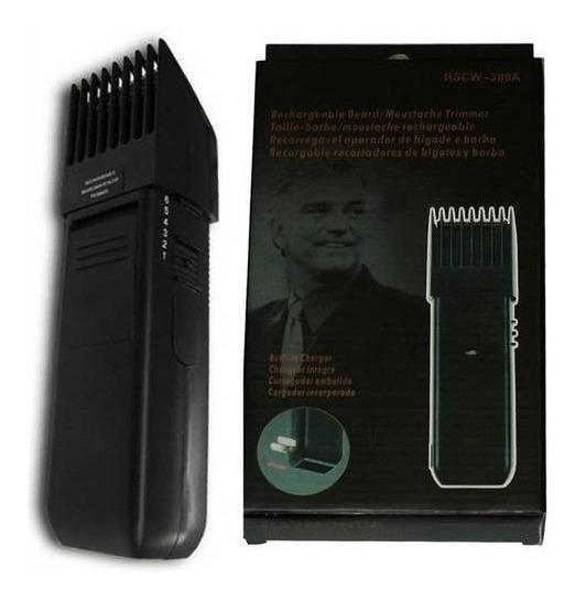 Barbeador E Aparador Maquina De Cortar Cabelo Barba Pezinho