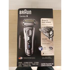 Barbeador Elétrico Braun Serie 9 9295cc Wet And Dry