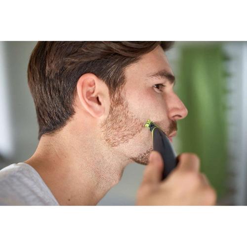 barbeador eletrico philips oneblade qp2510/10 seco e molhado