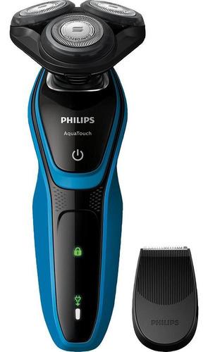 barbeador philips aquatouch s5050-4