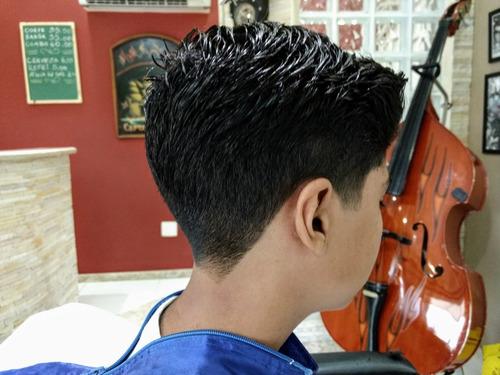 barbearia barbershop vintage atibaia