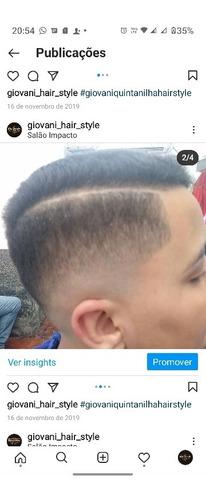 barbearia corte de cabelo e barba