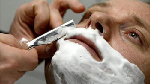 barbera navaja de afeitar gratis cuchillas + obsequio bogota