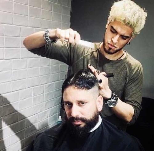 barberia a domicilio en miraflores