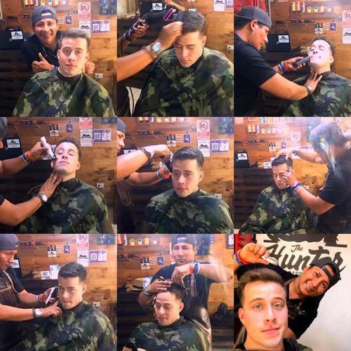 barbería a  domicilio  en miraflores.sanisidro.sanborja.surc