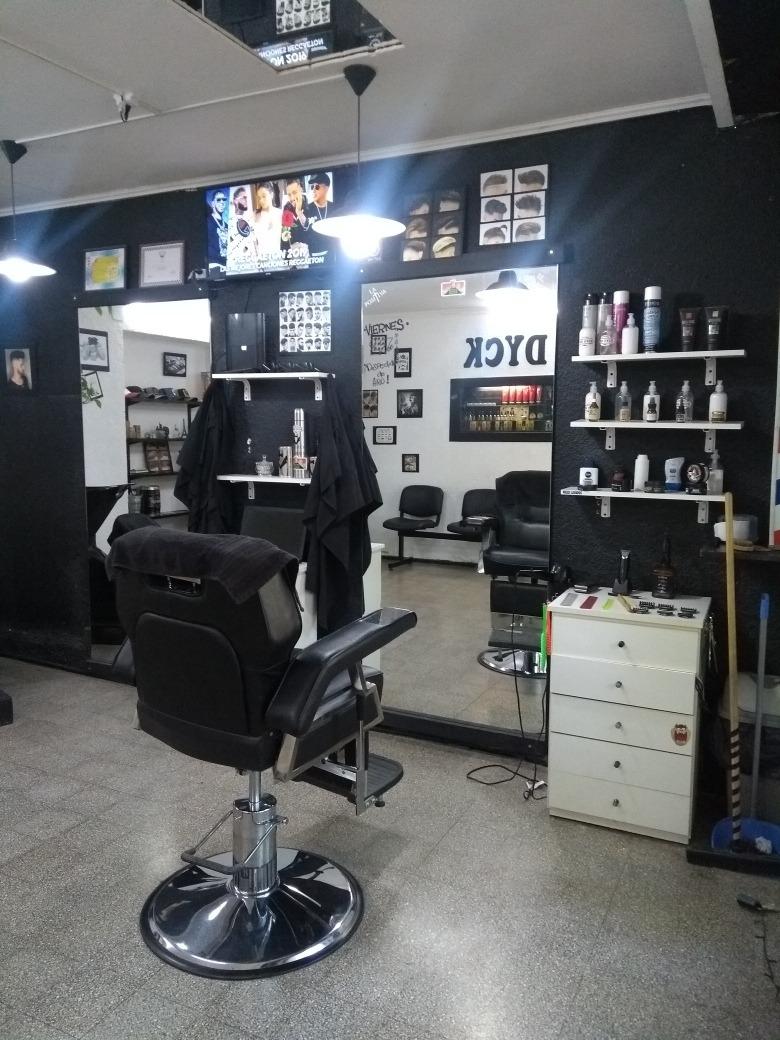 barbería van dyck en venta