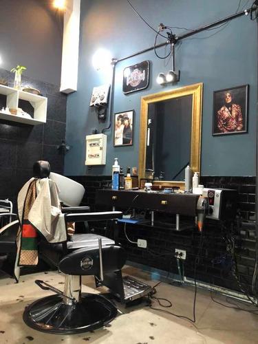 barbería y peluquería unisex