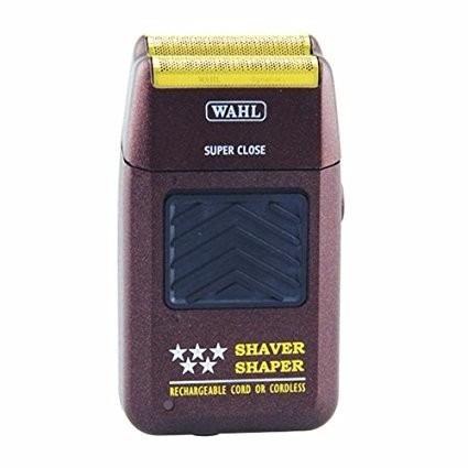 barberiawahl professional  5-star series rechargeable shaver