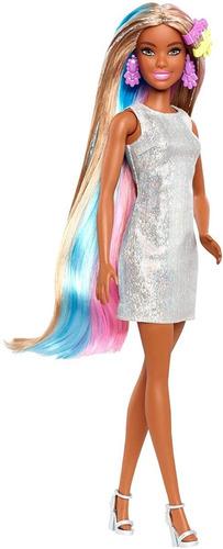 barbie 2020 lancamento penteados de fantasia negra importada