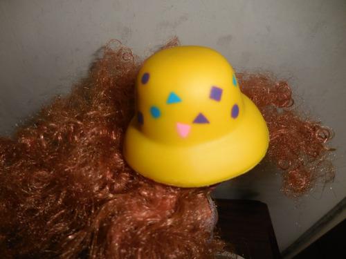 barbie accesorio sombrero de payaso