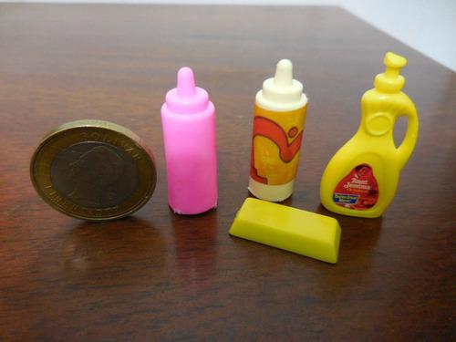 barbie accesorios articulos de cocina 1